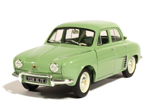 Renault - Dauphine 1958 - Norev - 1/18 - Autos Miniatures ...