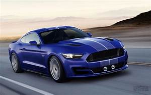 New Tuning Renders for 2015 Ford Mustang | Carscoops