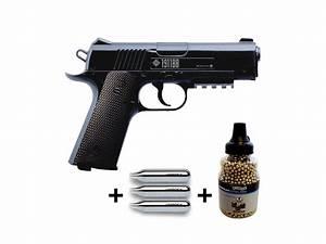 Vidéo De Pistolet : pack pistolet billes crosman 1911bb 2 5 joules armurerie loisir ~ Medecine-chirurgie-esthetiques.com Avis de Voitures