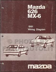Early 1991 Mazda 626 Mx