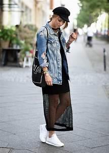 Kleid Mit Jeansjacke : das schwarze netzkleid liebe auf den zweiten blick lavie deboite ~ Frokenaadalensverden.com Haus und Dekorationen