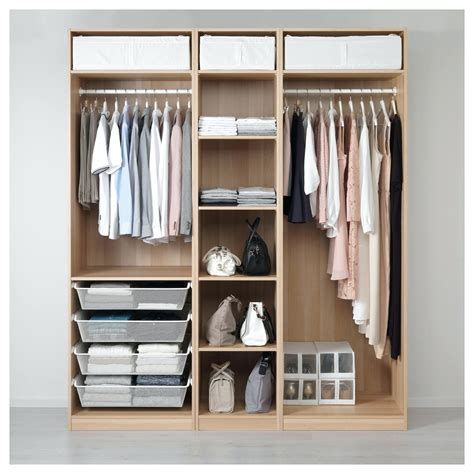 ideas elegant clothes storage design  ikea pax