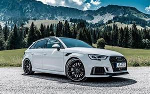 Download Wallpapers Abt  Tuning  4k  Audi Rs3 Sportback