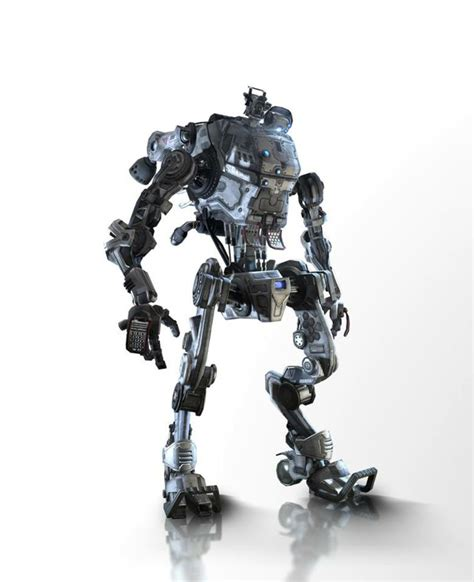 titanfall stryder class robots spaceships and sci fi