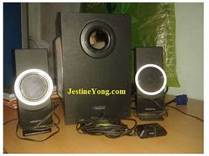 Creative Speakers Not Working Repaired