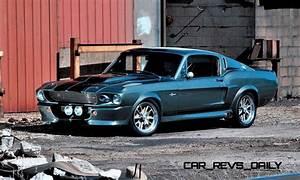 1967 SHELBY GT500 Eleanor Mustang