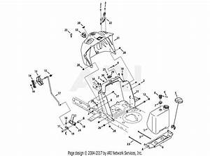 Mtd 13a1762f065  2013  Parts Diagram For Dash