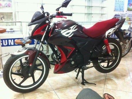 Modifikasi Motor Verza Hitam by Foto Modifikasi Motor Verza Modif Honda Sport