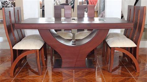 comedor moderno lineal quito muebles prestige