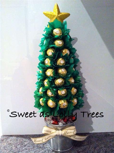 roche christmas tree ferrero rocher lolly tree lolly trees 2