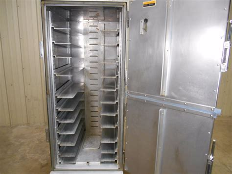 crescor  stainless  rack mobile food holding warming cabinet