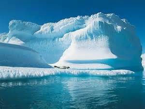 Antarktīda - Spoki