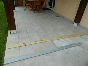 joint dilatation beige pour carrelage travaux appartement With porte d entrée alu avec joint carrelage etanche salle de bain