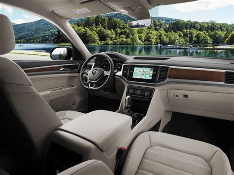 volkswagen atlas overview  news wheel
