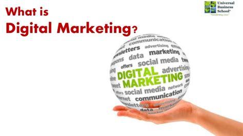 digital marketing school digital marketing basics by prof vijay tandon director