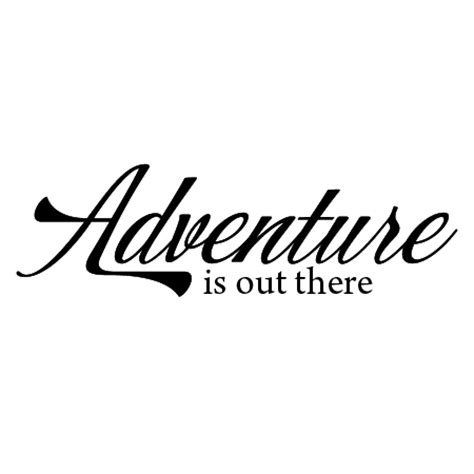 adventure    wall quotes decal wallquotescom
