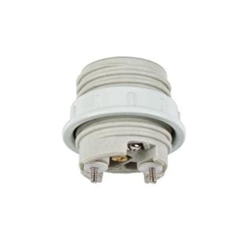 westinghouse 1 1 2 in porcelain threaded socket with