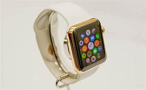 iOS News iPhone - iPad: Apple Watch in gold case will cost ...