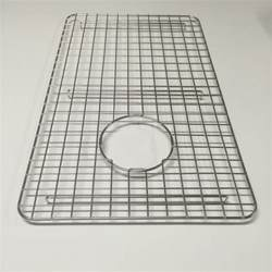 kitchen sink stainless steel dish protector bottom grid mat 680x400mm view sink protector