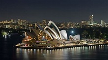 Sydney Opera House Pictures, History & Facts