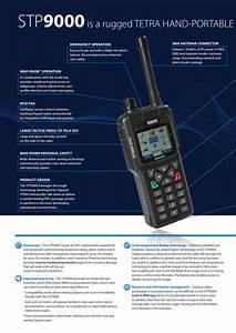 Sepura Plc Stp9040 Tetra Portable Terminal User Manual