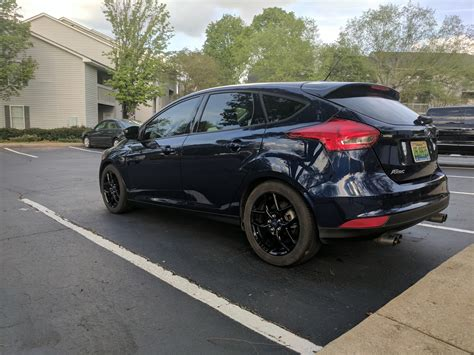se sport manual hatch loaded  ford focus