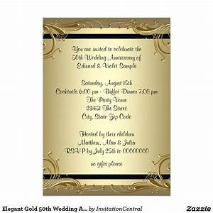 50th wedding anniversary invitation wording no gifts With samples of golden wedding invitations