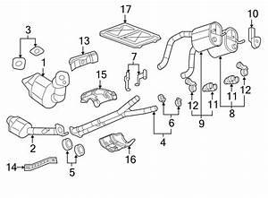 Chevrolet Corvette Gasket  Pipe   Front   7 0 Liter