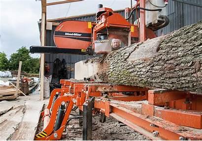 Sawmill Cutting Portable Wood Lumber Pine Sawmills