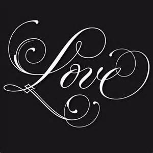 14 love written in fancy fonts images fancy calligraphy