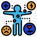 Icon Indication Illness Sign Symptom Indicative Icons