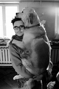 These Pictures Of Dogs Hugging Their Owners Will Make You ...