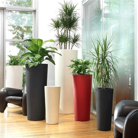 vasi design interni vaso conico alto per esterno e giardino schio