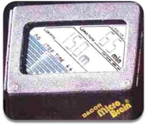 Dacor Dive Computer Dive Computer History From Analog To Digital Scuba