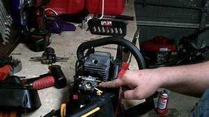 How Chainsaw Carburetor Works