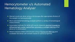 Laboratory Hematology