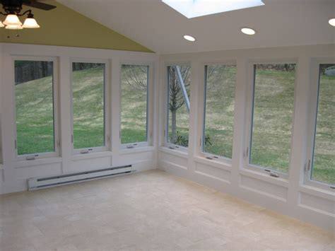 converting screened porch to sunroom photos screen porch to sunroom conversion
