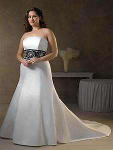 plus size wedding gowns with color curvyoutfitscom With plus size wedding dresses with color