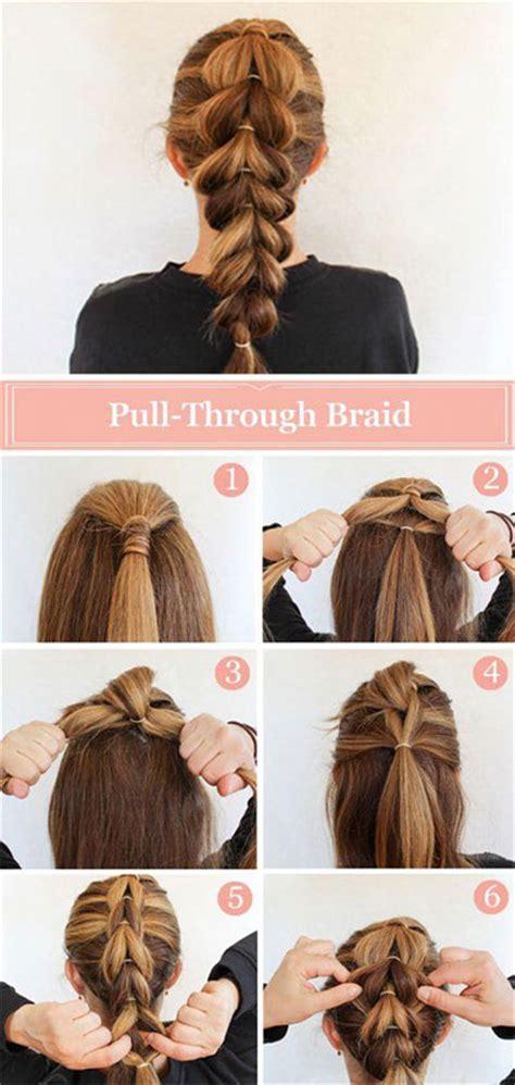 12 step by step summer hairstyle braids tutorials 2016