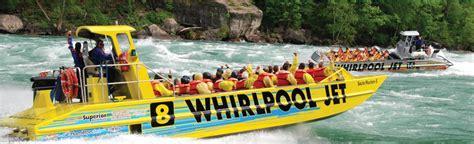 Niagara Falls Jet Boat Ride Ny by Niagara Falls Whirlpool Jetboat Ride