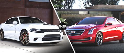 Hellcat Vs Ctsv by 2015 Dodge Charger Srt Hellcat Vs 2015 Cadillac Cts V