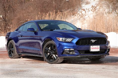ford mustang ecoboost review autoguidecom news