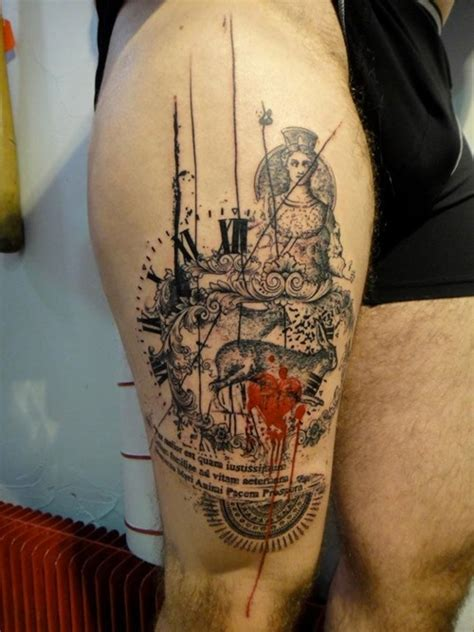 abstract tattoos designs ideas  meaning tattoos