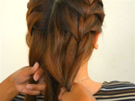 double french braids  pictures wikihow