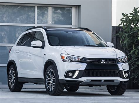 2018 Mitsubishi Outlander Sport Review by 2018 Mitsubishi Outlander Sport Review