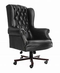 Judges, High, Back, Chair
