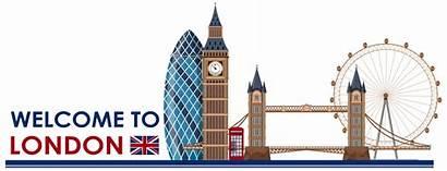 London Landmark Background Vector Illustration Clipart Vecteezy