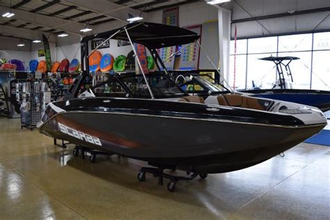 Scarab Boats 195 Review by Scarab 195 Open Review Boats