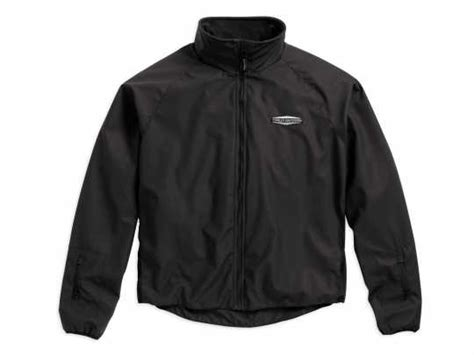 98346-15vm Harley-davidson Heated One-touch Jacket Liner