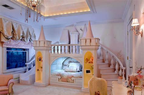 les chambres de chambre de fille les 12 plus belles quot chambres princesse